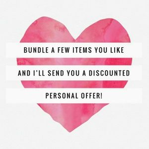 Bundle 3 Items